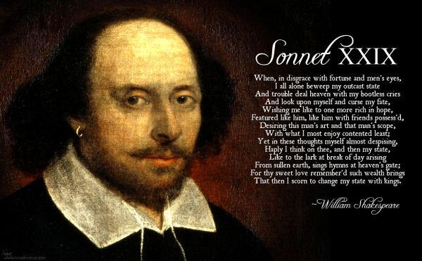 shakespeare-sonnet29