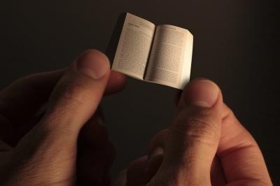 MINIATURE BOOKS – LIVRESMINIATURES
