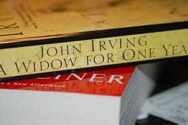 JOHN IRVING LIVRES LIVRES BOOK