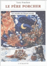 Terry Pratchett, Discworld etVLC