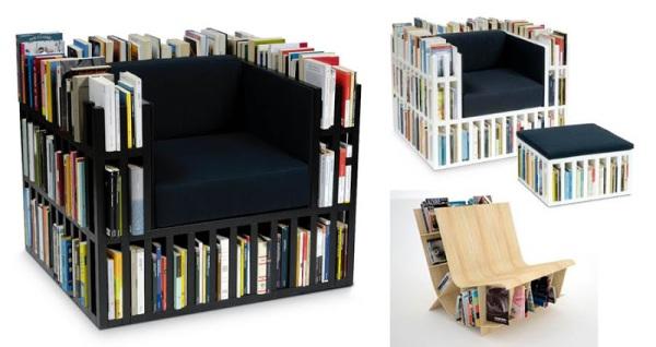 quelques idees differentes pour ranger vos livres petits objets de compagnie. Black Bedroom Furniture Sets. Home Design Ideas