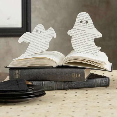 Pages et fantômes