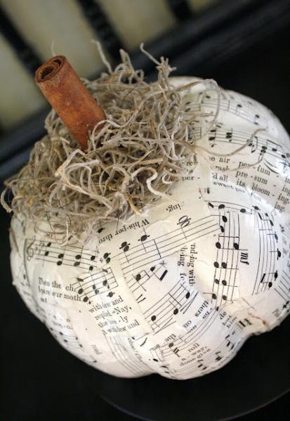 Citrouille et musique