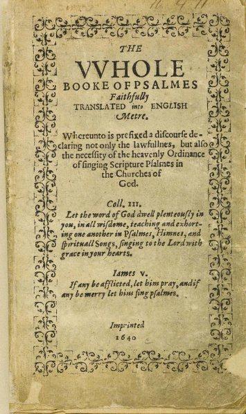Psalm-Book-1640-2
