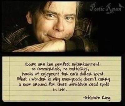 Stephen King publiera deux romans en2014…