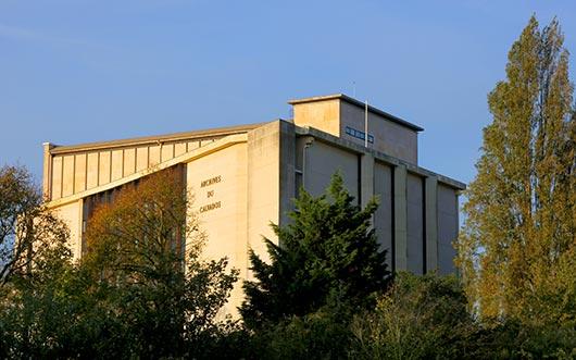 Les Archives départementales à Caen