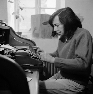 INTERVIEW DE PATRICIA HIGHSMITH, en français !
