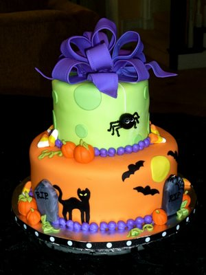 Halloween+Birthday+Cake+Pictures