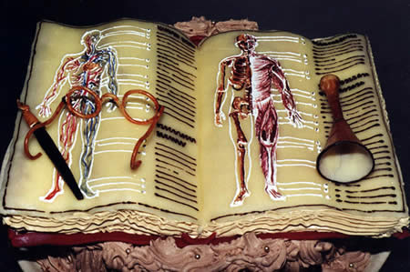 Med-school-Book-Cake