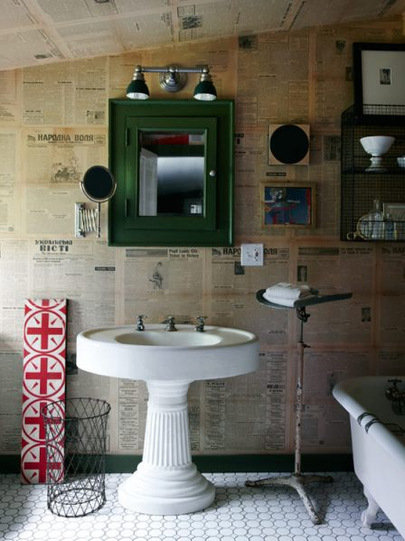 newspaper-bathroom