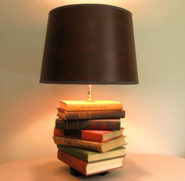 Vintage+Book+Lamp