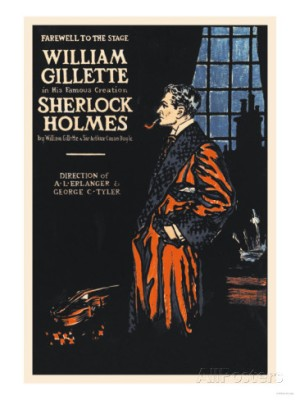 SHERLOCK HOLMES : UN ANCIEN FILMRETROUVé…