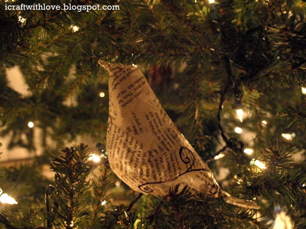 Shabby Christmas Tree 025