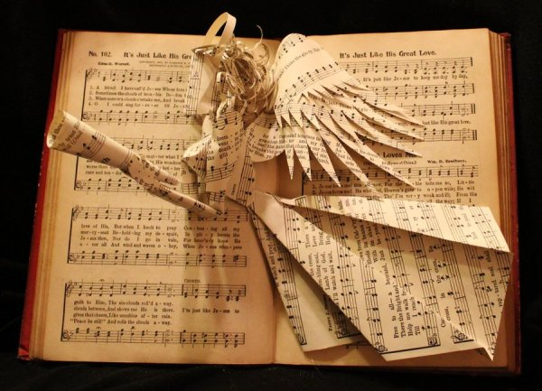 Angel music book