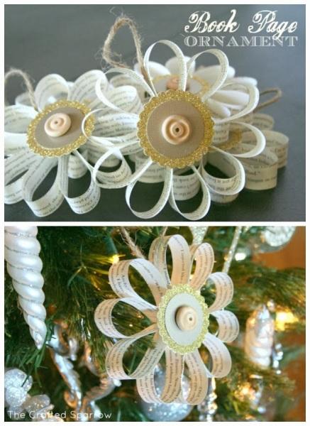 Book+Page+Ornament