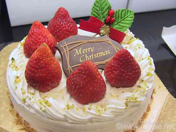 Christmas-Cake-Wallpapers