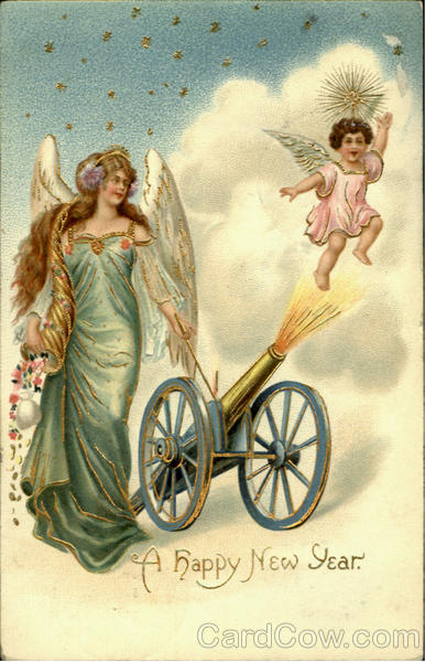 New-Year-card-1905-old-and-young-angel-w-cannon