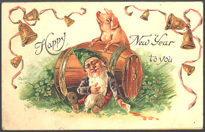 Vintage-New-Years-Postcards