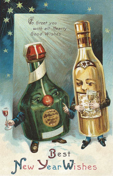 vintage_best_new_years_wishes