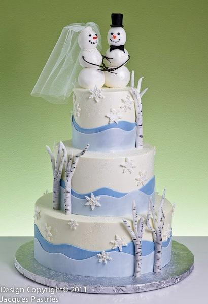 Winter-Scene-Cake