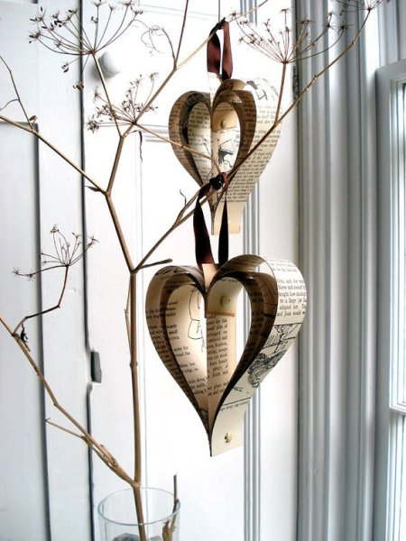 book-christmas-hanging-decoration-holidays-paper-hearts-Favim.com-248554