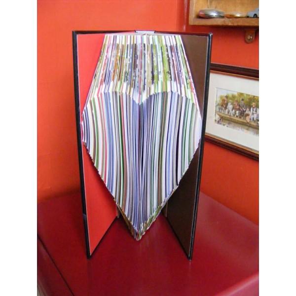book-sculpture-folded-book-art-gordon-ramsay-cookery-book-large-heart-folding-book-art-