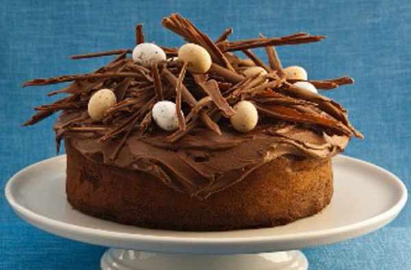 Chocolate-orange-Easter-cake