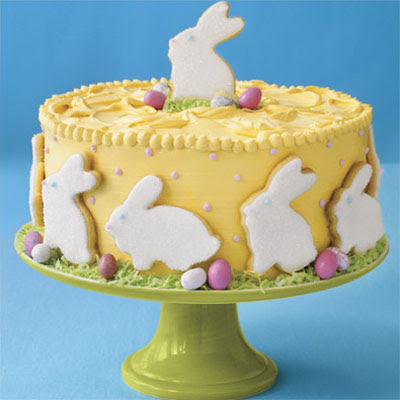 Easter+Bunny+Cake