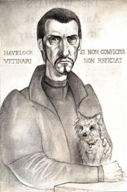 Havelock Veterini, le Patricien. Un personnage fascinant.  Très très souvent le chouchou des dames fans de la saga.