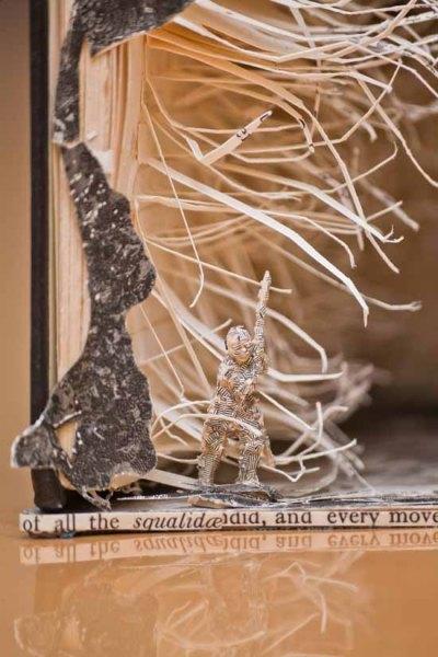 8-Paper-Book-Sculptures