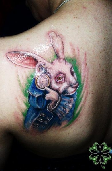 alice_rabbit_tattoo_by_sarstattoo-d31ya0l