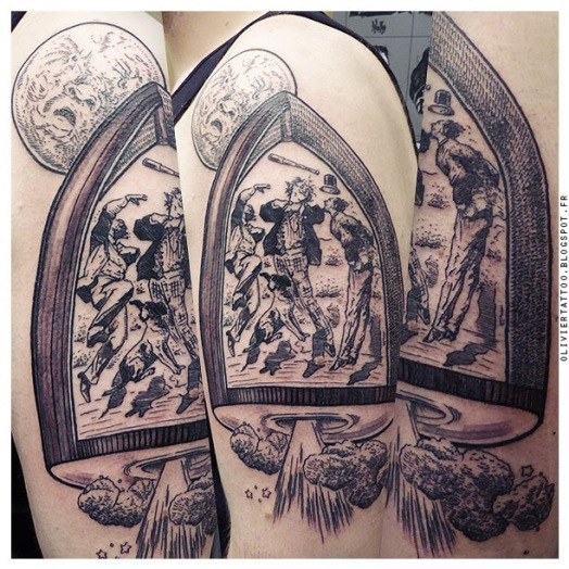 delaterrealalune-jules-verne-tattoo