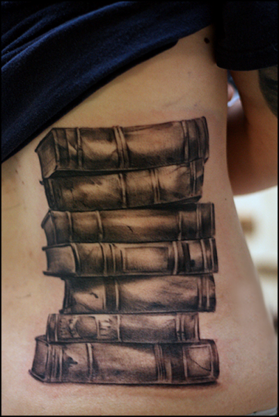 Great-Books-Tattoo-Design