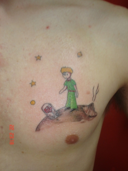little-prince-tattoo