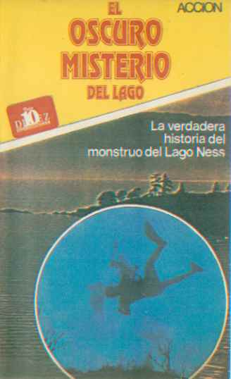 loch ness horror spanish vhs front