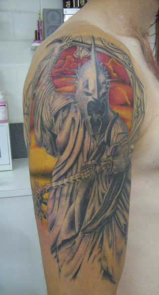 Lord Of The Rings Witch King Right Arm