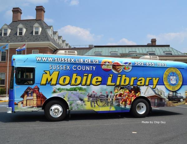 Sussex County Mobile Library