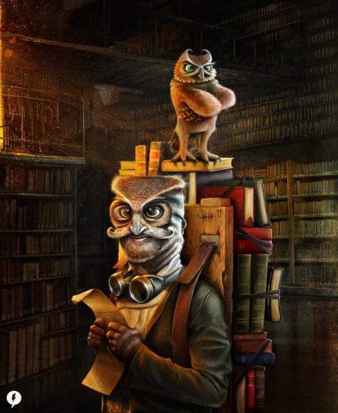 640x782_15104__97¡_2d_illustration_owl_creature_fantasy_library_picture_image_digital_art