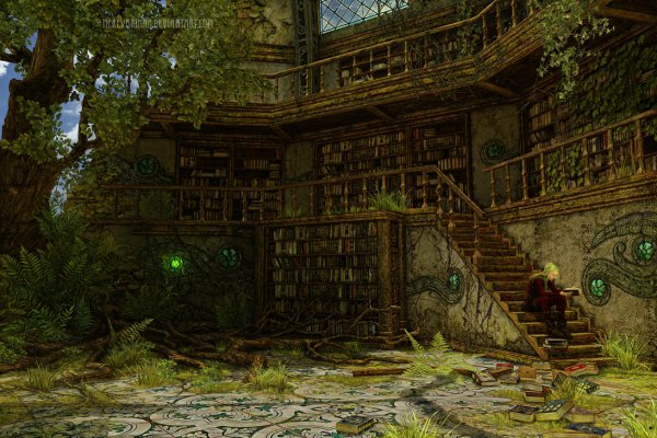 old_ruined_library_ii_by_nerevarinne-d89lj85