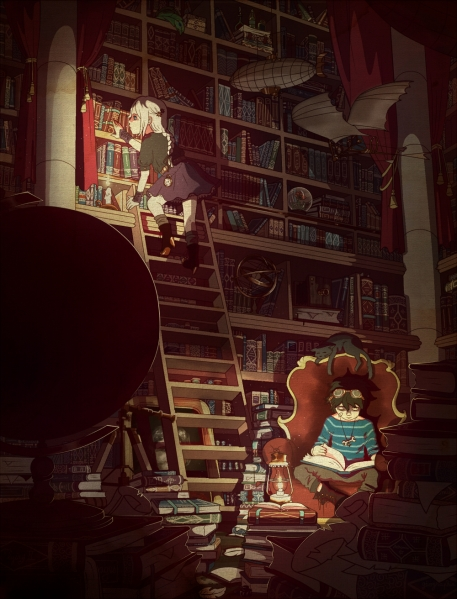 steampunk_library_by_sixtine_d-d5sgjyy