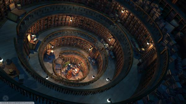 the_library_hd_abstract_photography_hd-wallpaper-1774297