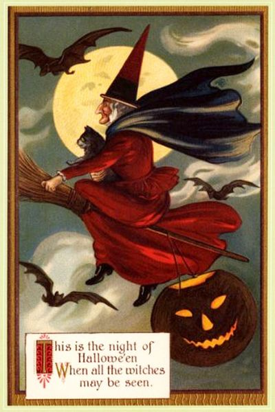 early-1900s-vintage-halloween-cards-11