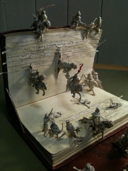 Filmhouse Bansky book art