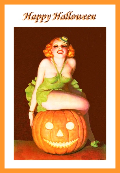 halloween-girl-on-pumpkin-cover