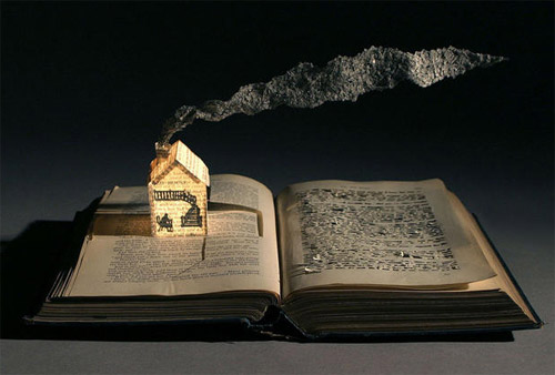 house-book-art