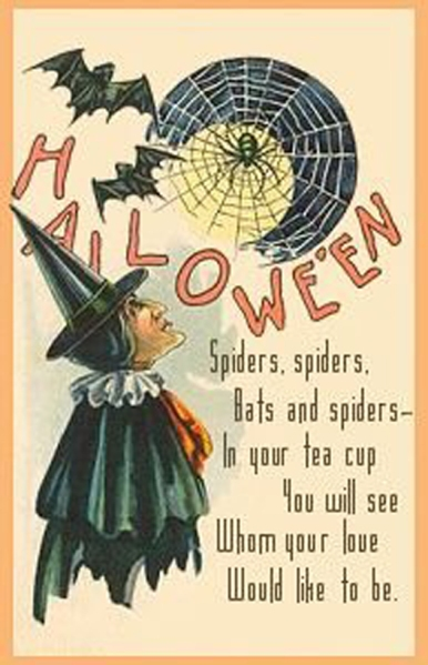 Vintage Halloween Cards (14)