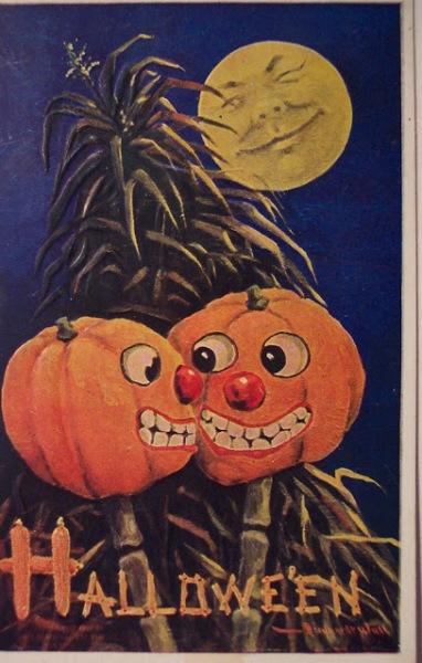 Vintage Halloween Cards (3)