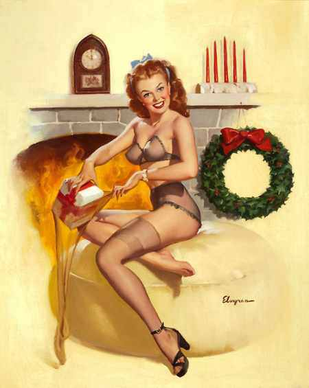 gil-elvgren-christmas-pin-up-in-stockings-lingerie1