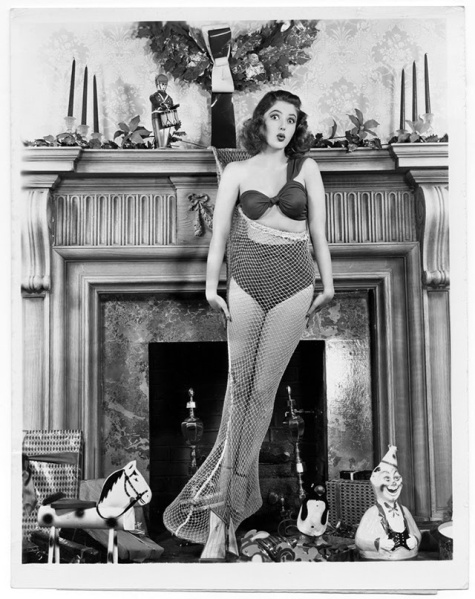 Hollywood+Starlet+Christmas+Pin-up+(30)