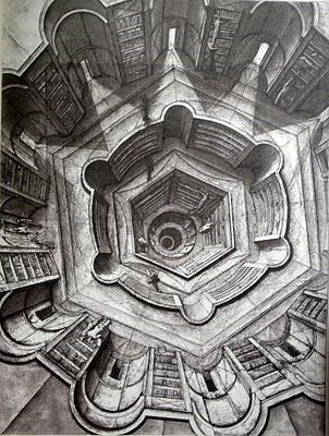 Biblioteka-Babel-Borgesa-1
